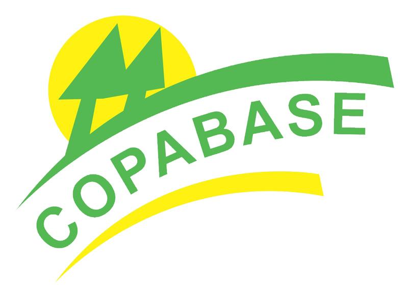 Logo antigo Copabase